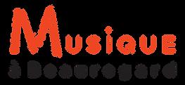 Logo Musique à Beauregard
