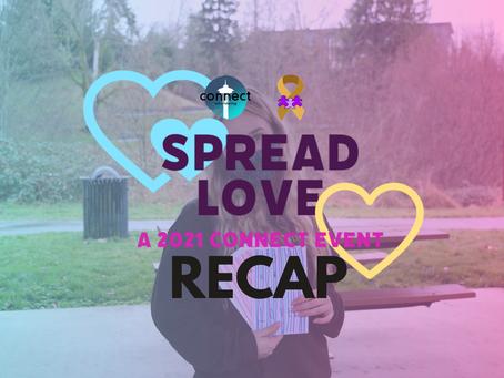 Spread Love 2021 RECAP