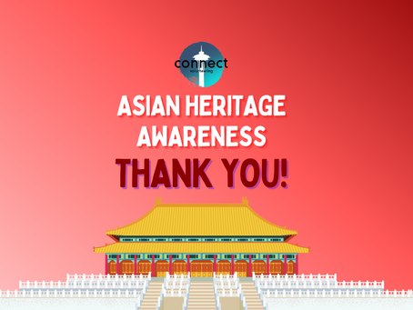 Asian Heritage Awareness RECAP