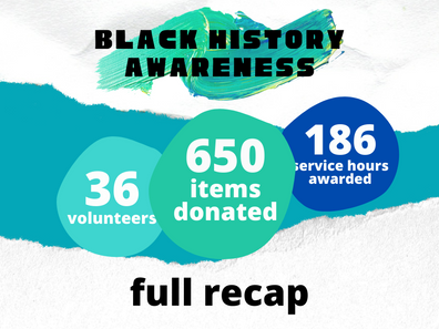 Black History Awareness RECAP