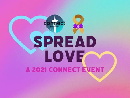 NEW EVENT: Spread Love 2021