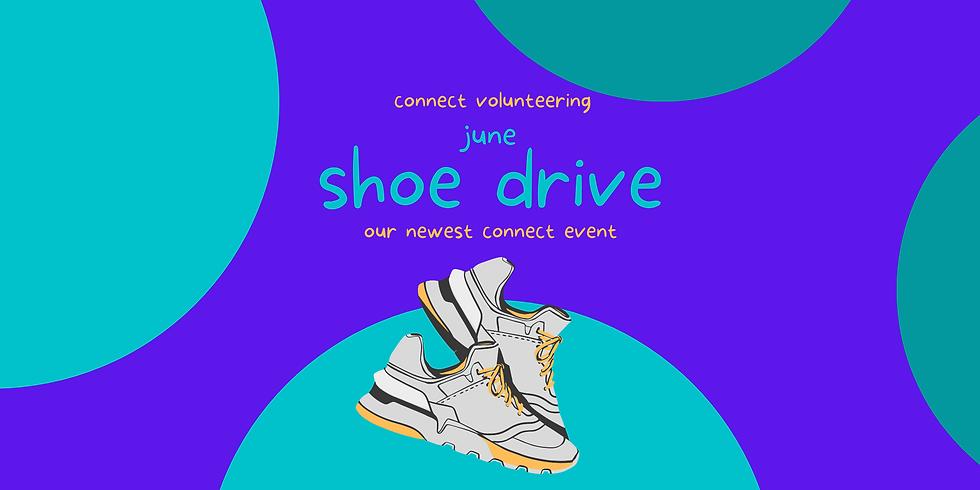 June Shoe Drive