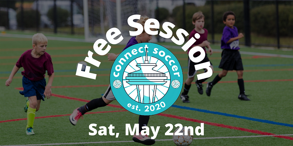 Connect Soccer Free Session