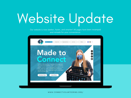 Our Website Refreshed
