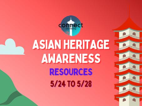 Asian Heritage Awareness Resources