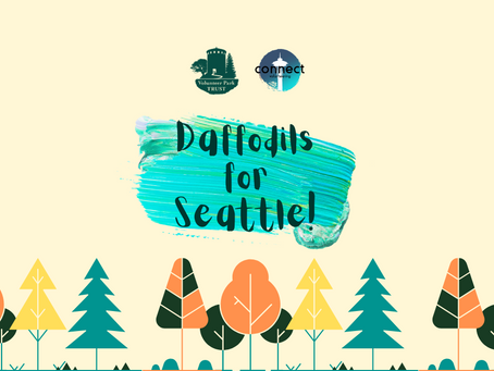 NEW EVENT: Daffodils for Seattle!
