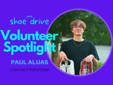 Volunteer Spotlight: Paul Aluas