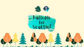 Daffodils for Seattle! RECAP