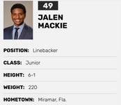 Jalen Mackie