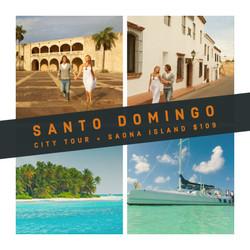 Santo Domingo + Saona Island