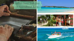 Safari Tour Full Day + Speedboat