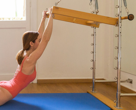 pilates tower cadillac