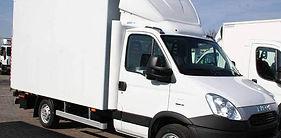 Lieferwagen mieten
