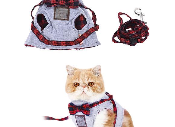 Soft cat Vest Harness