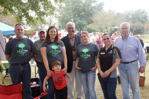 Keep Nacogdoches Beautiful Sponsors Official State Arbor Day Celebration