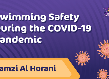 Swimming safety during the COVID-19 pandemic