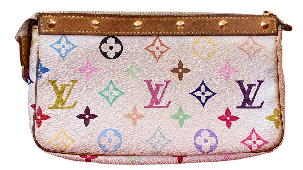 Louis Vuitton Multicolor Pochette Accessories