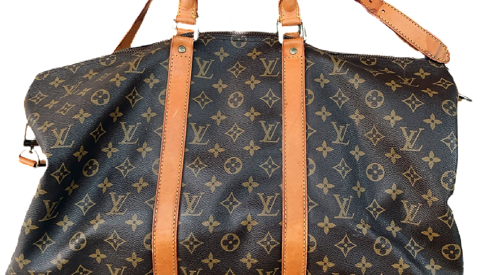 Louis Vuitton Monogram Keepall Bandoulière 50