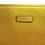 Thumbnail: Gucci Yellow Clutch Wallet