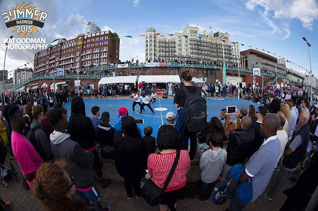 #TBT _Beach Court this year is going to