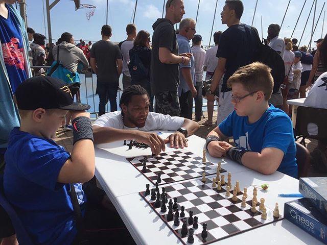 #morethanagame #chess #basketball #chess