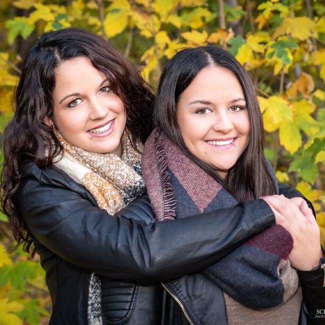 Sandrine & Nicole