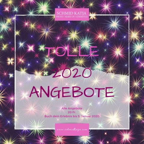NEUJAHR ANGEBOTE 2020