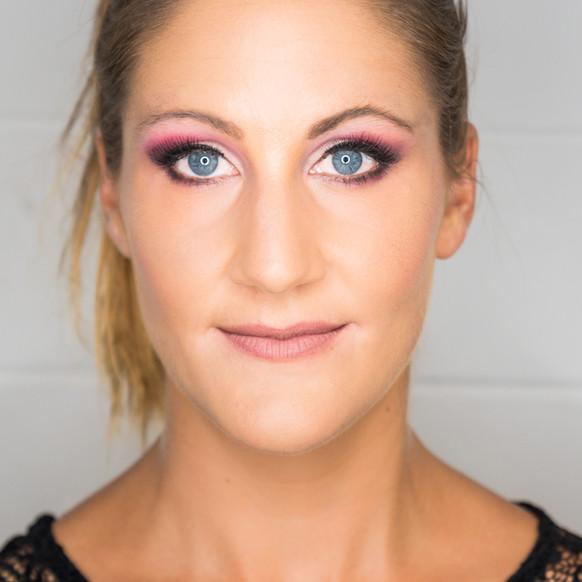 Make-up Pink Lady
