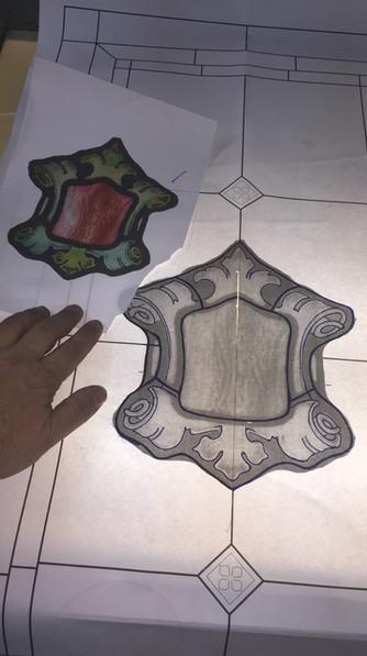 curso_vidrio_Artistico_tiffany_vidrieras_lamparas_palencia_18