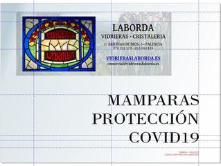 MAMPARAS ECONÓMICAS DE PROTECCIÓN COVID19