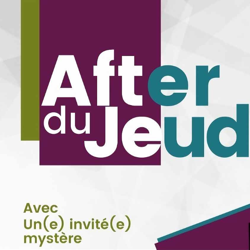 L'After Du Jeudi #Avril