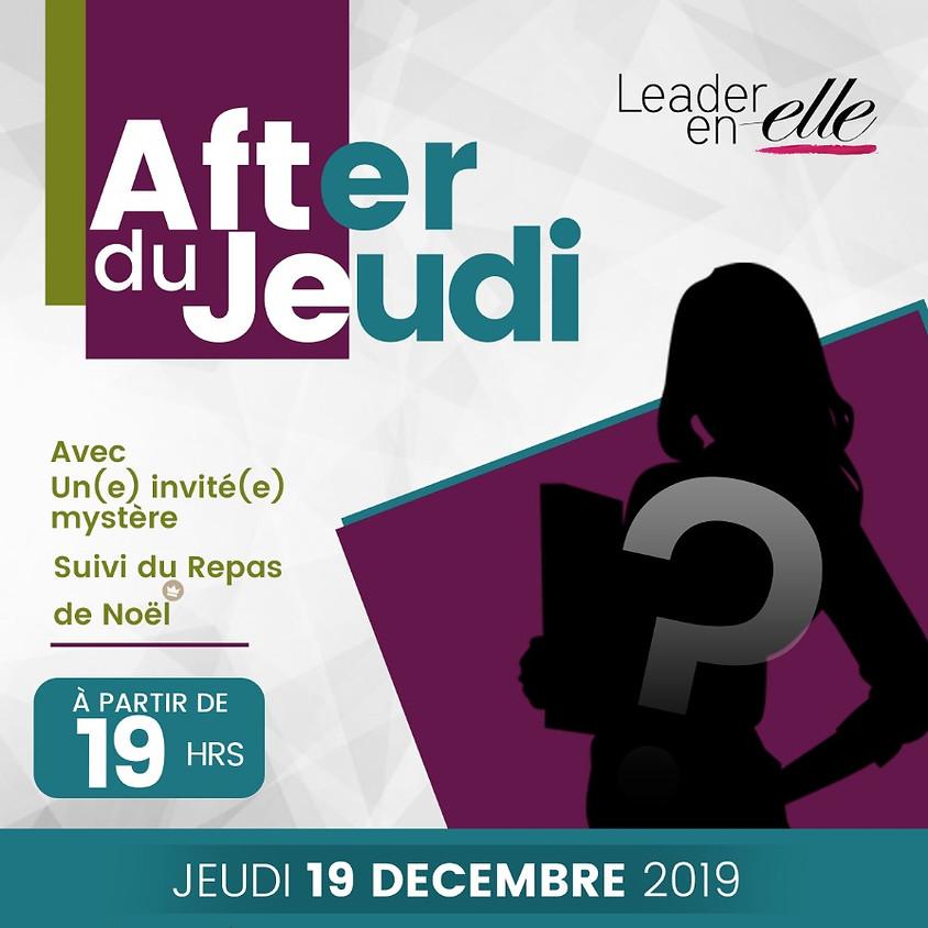 L'After Du Jeudi by Leader en Elle