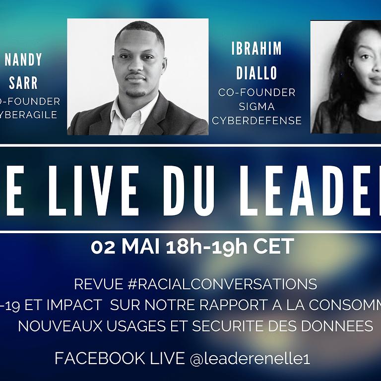 Le live du Leader #Juin
