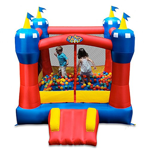 Petite Ball Bounce  House for the Ti