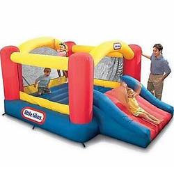 Toddler Jump N' Slide