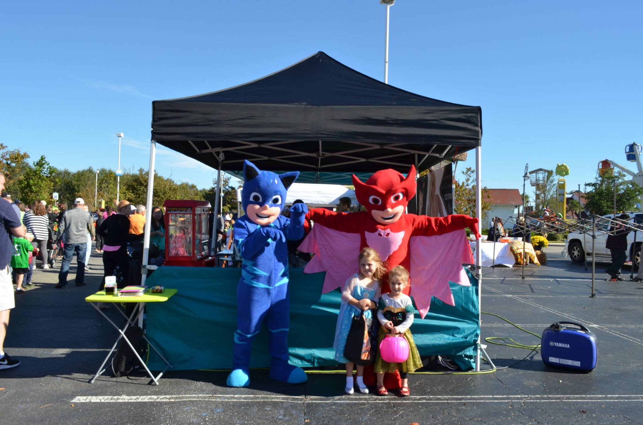 PJ MASKS Character Performers