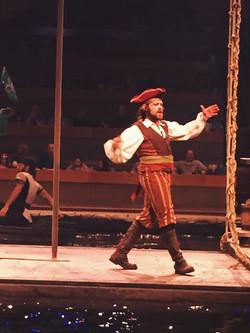 Pirates Voyage Cast Member