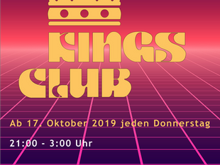 Soul / Funk / Electro & Vocal House @Kings Club