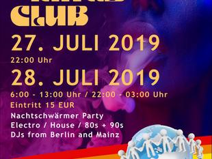 Weltstadtflair für Stuttgart: Nachtschwärmer-Partys im Kings Club
