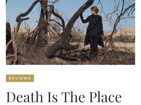 "Review ""Death is The Place on Earth"" by Indie Shots Mag"