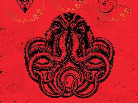 """New film """"Red Kraken"""""""