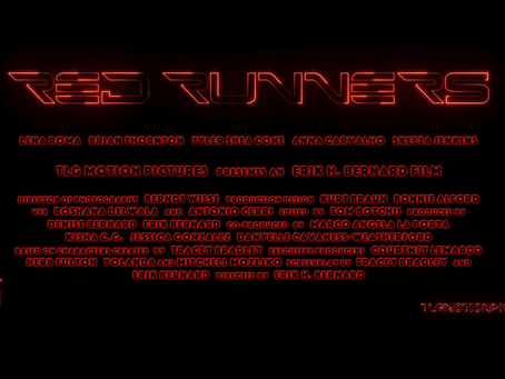 RED RUNNERS trailer