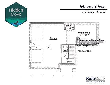 Merry Opal_Hidden Cove_Floor Plan_ Basem
