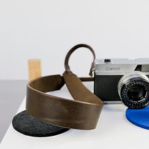 Leather Shouder Strap for Camera