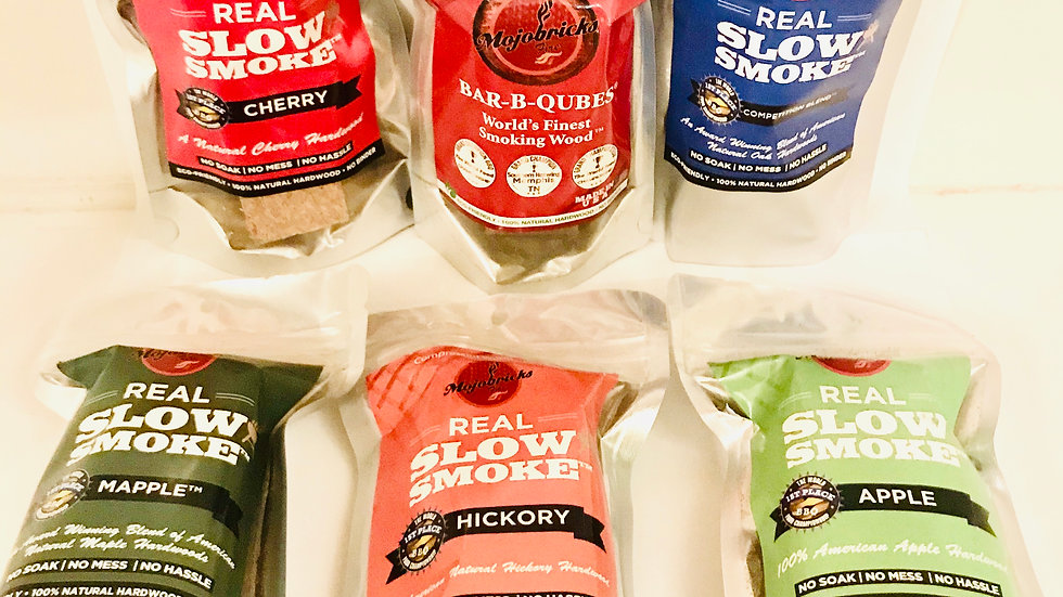 5 sample packs plus 1 Cherry Bourbon