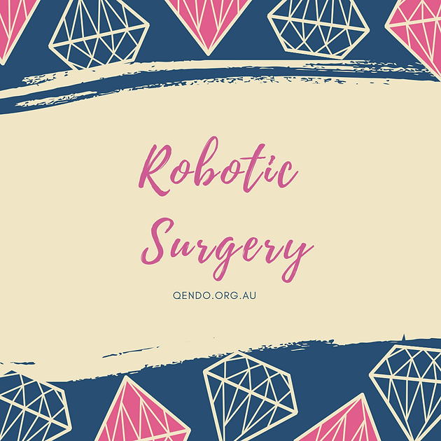 What's the Deal With   Robotic Surgery for Endometriosis