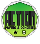 Action Paving & Concrete Logo