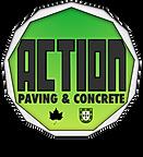 Action Paving & Concrete Logo