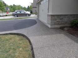 Aggregate Curbs & Asphalt