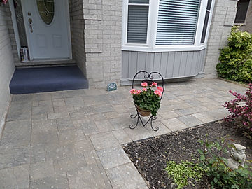 interlocking stone contractor, Hamilton